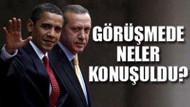 Obama, Tayyip Erdoğan'ı neden 1 saat bekletti?