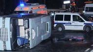 Erzurum'da korkunç kaza! 6 ölü, 30 yaralı!