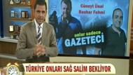 17 kanal Suriye'deki gazeteciler için ortak yayın yaptı!