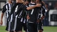 Kartal'ın son hazırlığı penaltılara kaldı: Villarreal 6-5 Beşiktaş
