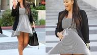 Kardashian'ın zor anları! Bir türlü kapatamadı!