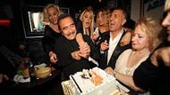 45'lik 18. yaşını muhteşem bir partiyle kutladı!