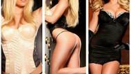 Playboy'un seksi güzeli sihirbaz için çırılçıplak kaldı!