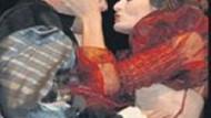 Cesur sahnelerin kadını Ferhunde, ne öptü ne öptürdü!