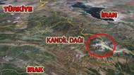 Türk savaş uçakları Kandil ve Hakurk'u bombaladı!