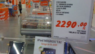 Apple, iPad satan Migros'a dava açmaya hazırlanıyor!