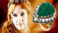 Hürrem'in yüzüğü satış rekoru kırdı!