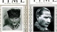 Time, 90. yıl kapağında Atatürk'ü ilk sıraya koydu!