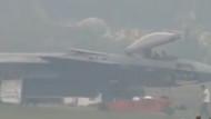 Çin'in yeni savaş uçağı J-20 radara yakalanmayacak!
