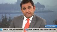 Fatih Portakal'ı canlı yayında ağlatan mesaj!