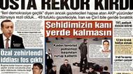 Türkiye tutuklu gazeteciler sayısında dünya şampiyonu!