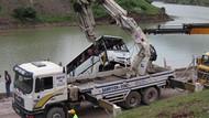 Kayseri'de otobüs baraja uçtu! 8 kişi öldü...