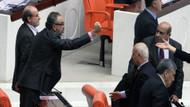 Meclis'te gerginlik! Siz sürekli Kürt diyorsanız...