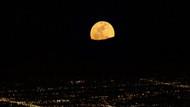 Süper Ay dün gece yaşandı! Bu ay bir başka...