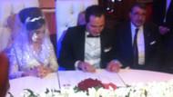 Hadi Özışık'ın mutlu günü! Nazlı'sını evlendirdi!