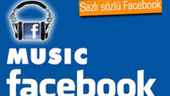 Facebook'ta yepyeni uygulama! Sazlı sözlü Facebook!