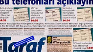 NTV, ''Hatalı değiliz'' diyen Ahmet Altan ve Taraf'a dava açıyor!