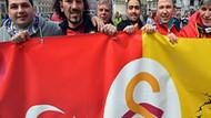 Madrid sokaklarına Türk ambargosu! Cimbom fethetti!