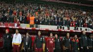 Fenerbahçeli Serkan için 50 bin kişilik saygı duruşu!