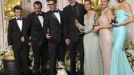İşte Oscar'ın galipleri! The Artist sildi süpürdü!