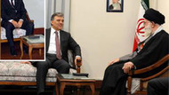 Ayetullah'ın huzurunda çorapla! Erdoğan ayakkabıyla girmişti!