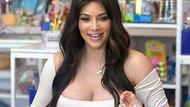 Hamilelik Kardashian'a yaramamış! Sürekli şikayet!