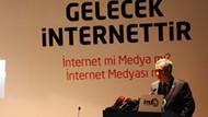 Bülent Arınç: İnternet benim vazgeçilmezim!