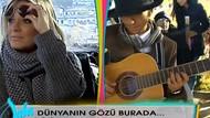 Mayalara şarkı yazdı! Şirince bu müzisyeni konuşuyor!