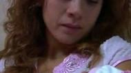 Yaprak Dökümü'nün Leyla'sı 15 ay sonra doğurdu!