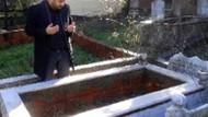 Ölmeden cenaze namazını kıldı!