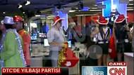 Canlı yayında şok görüntüler! CNN Türk nasıl basıldı?