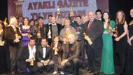 Ayaklı Gazete 2011'in Tv Yıldızlarını belirledi!