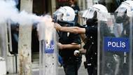 Polis ilk kez konuştu! Gaz atınca ne hissediyor?