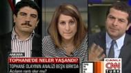 Cüneyt Özdemir, canlı yayında Yeni Şafak yazarını fena bozdu!