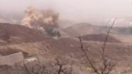 10 ton dinamit böyle patladı! Malatya'da yer gök inledi!