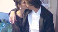 Zeynep Beşerler öpüşürken kameralara yakalandı!