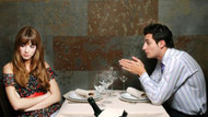 Yan masadaki çiftin ibretlik kavgası!