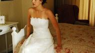 Bu kareler şaşırttı! Melis Birkan gizlice evlendi mi?