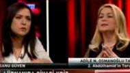 Banu Güven'in hangi sorusu Adile Osmanoğlu'nu çıldırttı?