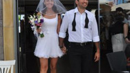 Ve mutlu son... Ali Sunal ile Gökçe Bahadır evlendi!