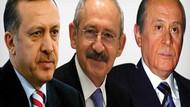 Seçime 23 gün kala son anket! MHP barajı geçiyor mu?