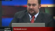 Ulusal Kanal spikeri Teoman Alili sınırdışı edildi!