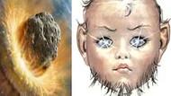 25 yıl önce de kıyamet alameti sakallı bebekti!