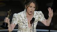 Oscar töreninde küfür şoku! Melissa Leo ne dedi?
