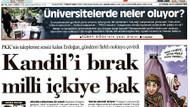 Cumhuriyet'ten Erdoğan'ı kızdıracak manşet!