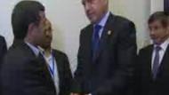 Başbakan Erdoğan Ahmedinecad'la görüştü!