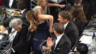 Jennifer Lawrence eteği sökülünce ne yaptı?