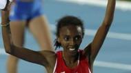 Milli atlet Elvan Abeylegesse Avrupa Şampiyonu oldu!