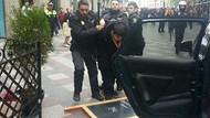 İspanyol polisi, Galatasaraylı taraftarları jopladı!