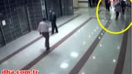 Polis kalça sıkan tacizciyi bu videodan yakaladı!